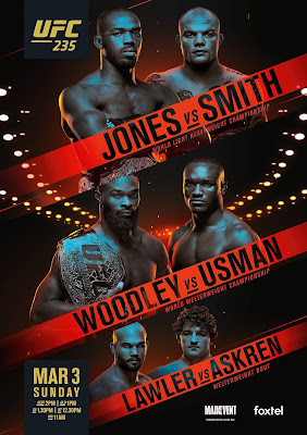 UFC 235 Jones Vs. Smith 2019 Custom HD Latino 5.1