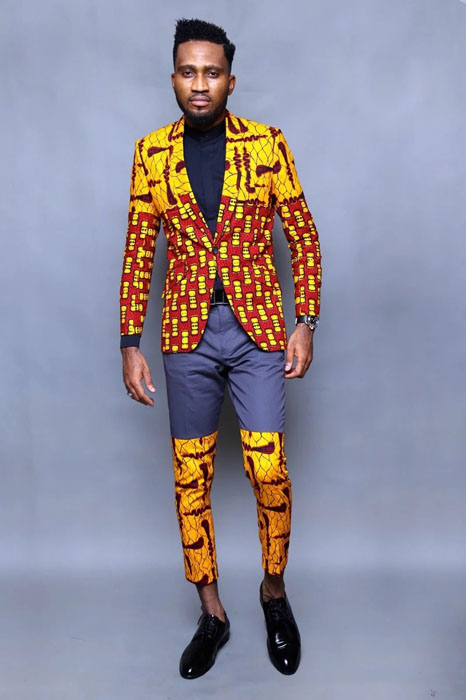 Ankara styles for men