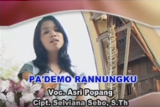 Download Lagu Pa'demo Rannungku (Asri Popang)
