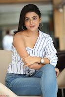 Avantika Mishra in One Shoulder Crop Top and Denim Jeggings ~  Exclusive 072.JPG