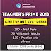 Teacher's Prime 2018 Online Test Series | Subscribe to Get Mocks of CTET, UPTET, KVS & DSSSB