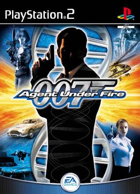 007: Agent Under Fire (PAL) PS2 Torrent Download