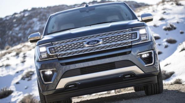 Ford Luncurkan Full-size SUV Bertajuk Ford Expedition 2018
