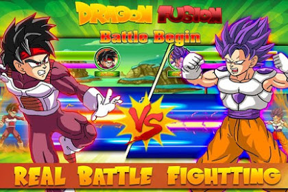 Download Super Saiyan Dragon Z Warriors 3.13 APK HACK SKILLS + OBB Super HD Terbaru