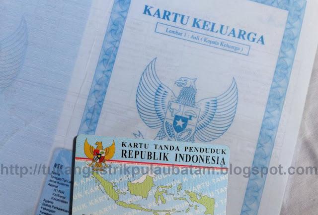 Syarat-syarat Pengurusan KK (Kartu Keluarga) Baru