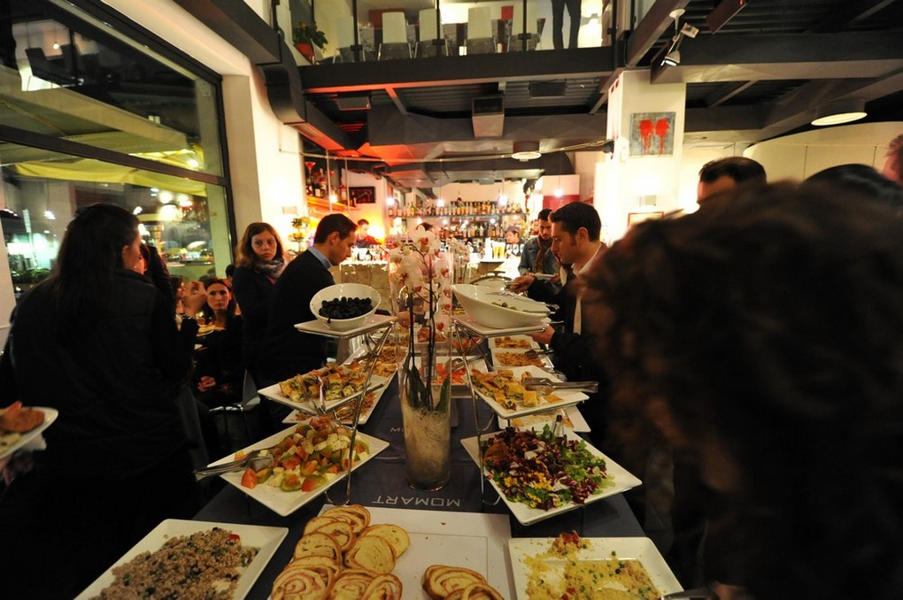 9 restaurantes donde comer barato en roma for Mobili low cost roma