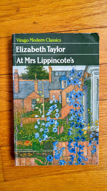 At Mrs. Lippincote's--Elizabeth Taylor