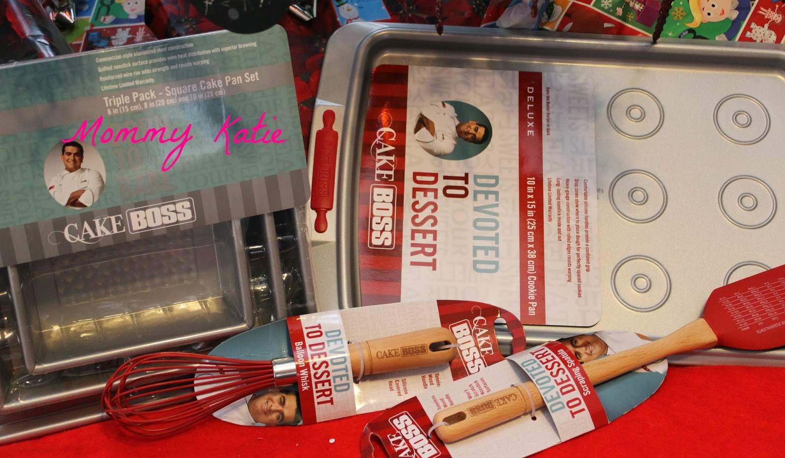 Get Baking With Cake Boss Bakeware Holiday Guide Mommy