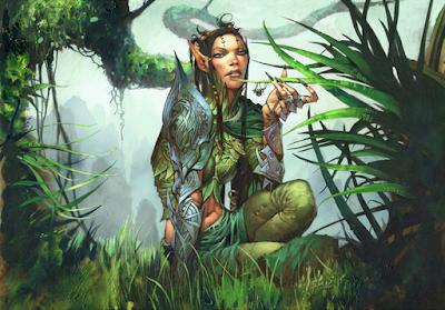 Elfos da Floresta