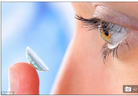 Lentes de contacto que podrian curar miopia