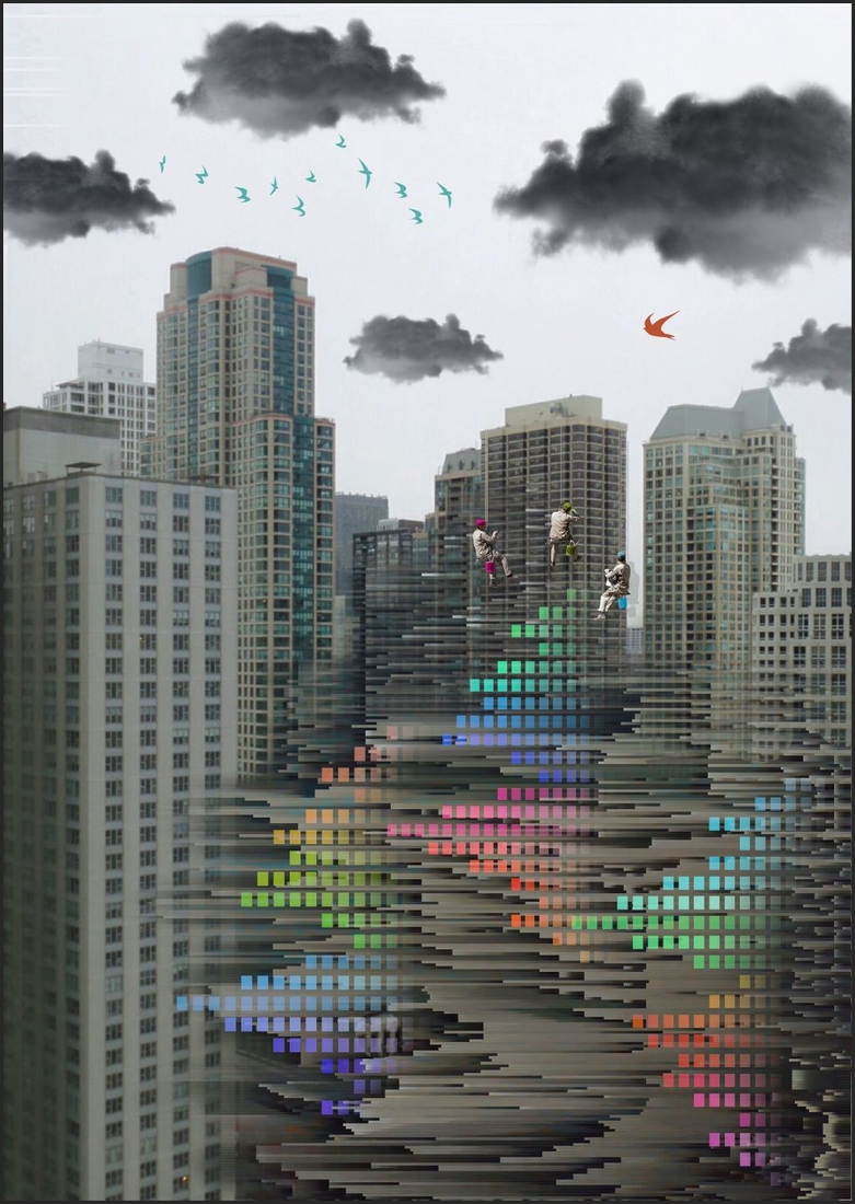 05-Chicago-Helena-Milton-Photo-Manipulation-that-Shapes-our-View-of-the-World-www-designstack-co