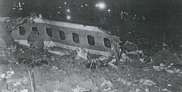 Pan Am flight 214 Boeing 707 crash