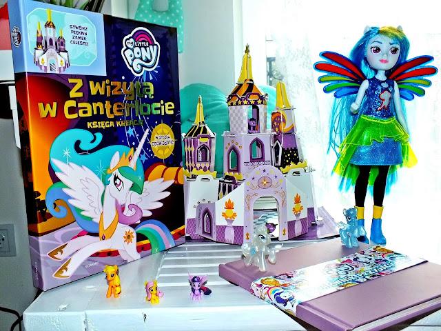Dwie niesamowite pozycje dla fanek My Little Pony.