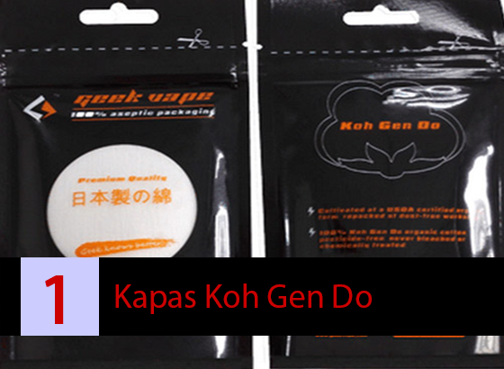 Koh Gen Do Japan Organic Cotton