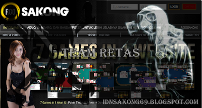 Team Retas | RGOSAKONG kenak hack program transparan