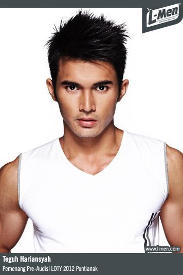 Manly Indonesia: L-Men 2012 Finalist Audisi Pontianak