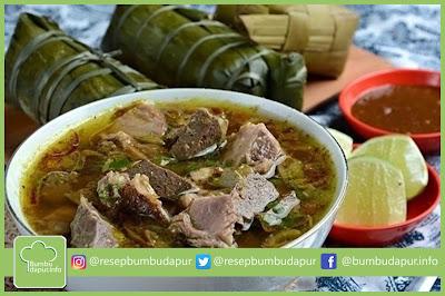 Resep Coto Makassar Gurih