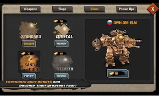 Mech Legiun  Age of Robots Mod Apk