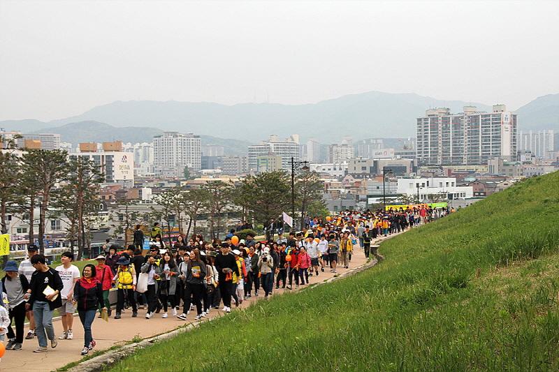 '2019 한마음 치매극복 걷기행사' 13일 수원 장안공원 개최