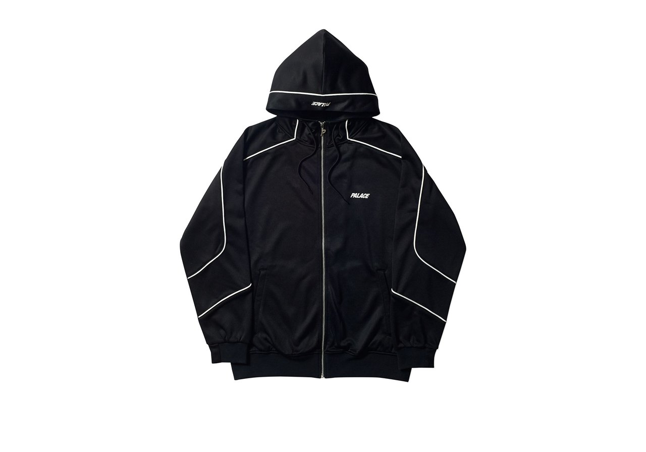 876add7370fe Palace Pipeline Hooded Track Jacket