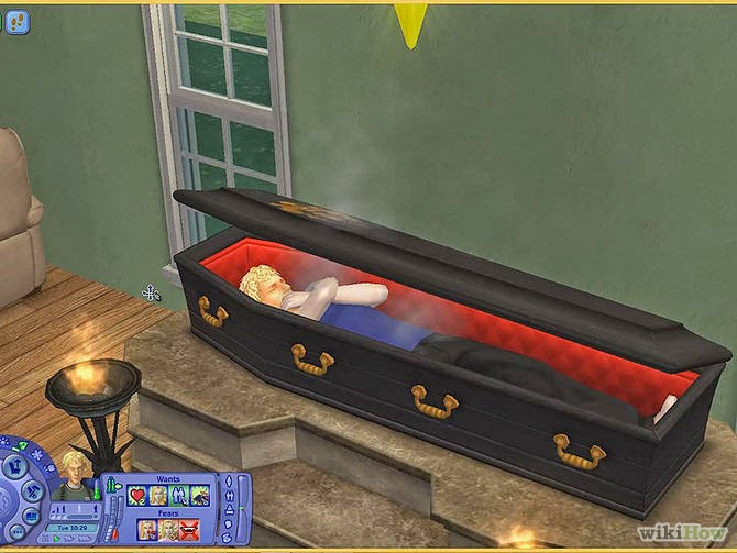 the sims 4 illness guide