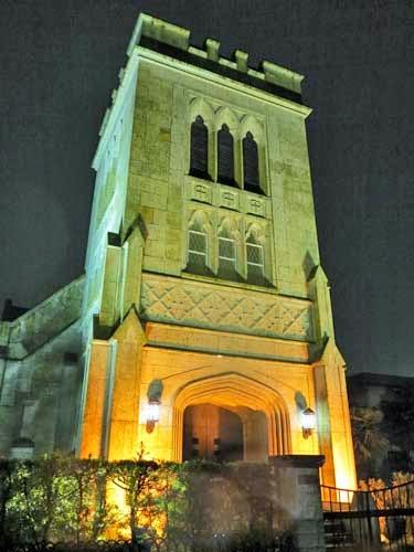 Christ Church Yokohama, Kanagawa Prefecture, Japan.