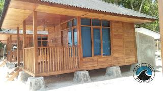 Paket Menginap Pulau Sirandah / Suwarnadwipa Padang