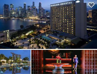 Hotel Mandarin Oriental Singapore Ulasan oleh Hotelspore.