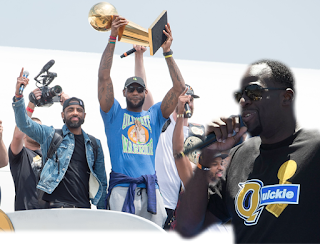 Draymond Green LeBron James Beef