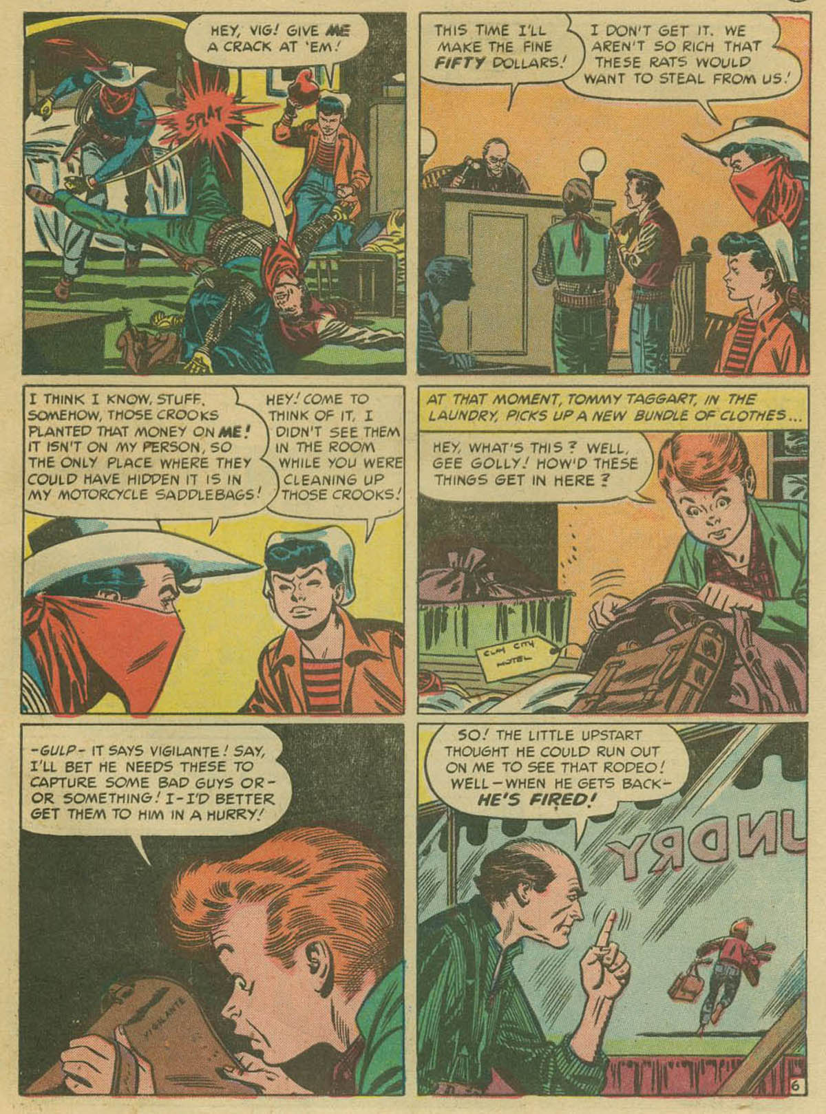 Read online Action Comics (1938) comic -  Issue #141 - 46