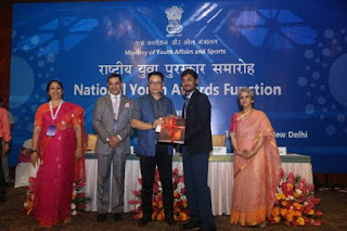National Youth Awards on International Youth Day