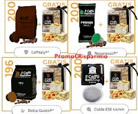 Logo Il caffè Italiano ti regala un mix di torroni tipici siciliani