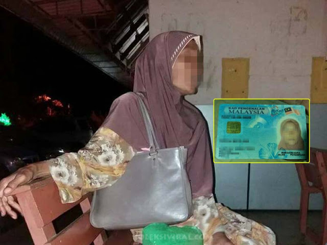 Warga Emas Ini Didakwa Ditinggalkan Anaknya dan Bermalam Selama Dua Hari Di Stesen Bas Baling Jadi Tular..