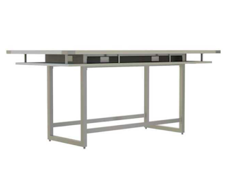 mirella standing table