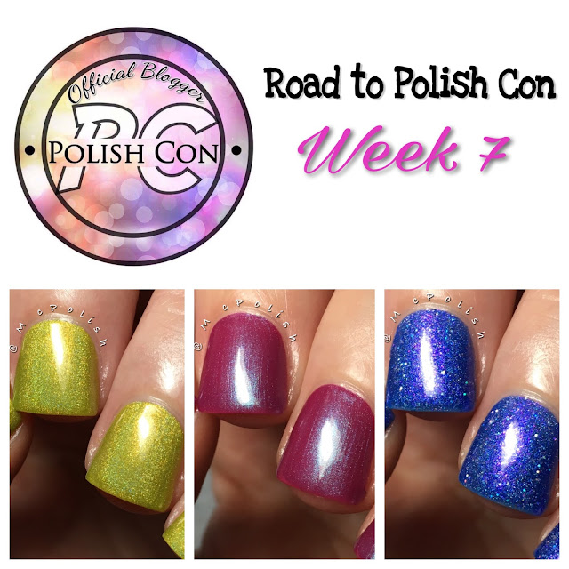 Road to Polish Con - Week 7 - McPolish