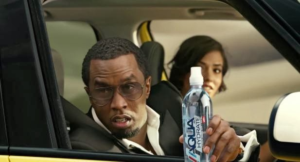 "Sean ""Diddy"" Combs in New Mirage FIAT 500L TV Commercial"