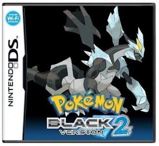 โหลดเกม ROM Pokemon Black Version 2 .nds