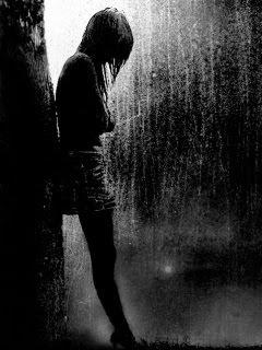walking alone in rain wallpapers | walking alone in rain ...