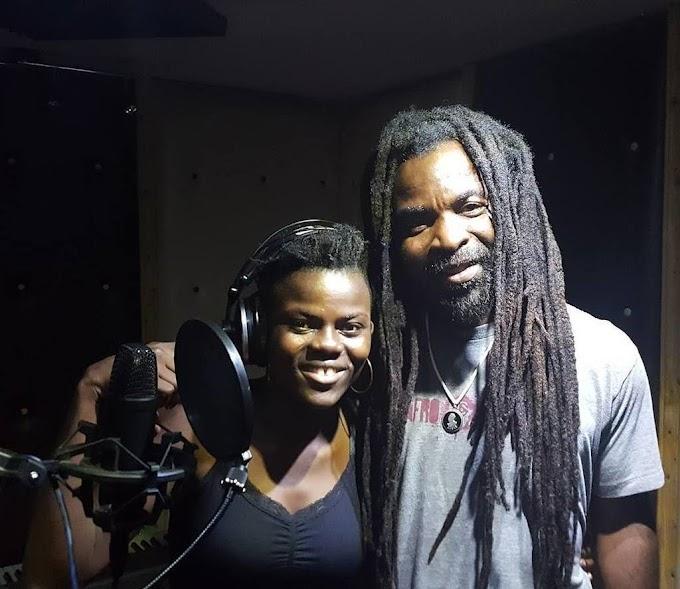 Rocky Dawuni and Wiyaala collaborate in Nairobi