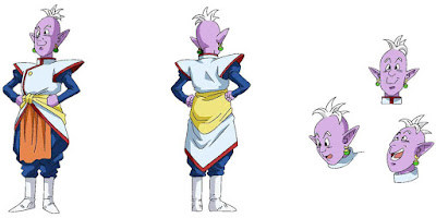 dragon ball super universe 8 iru