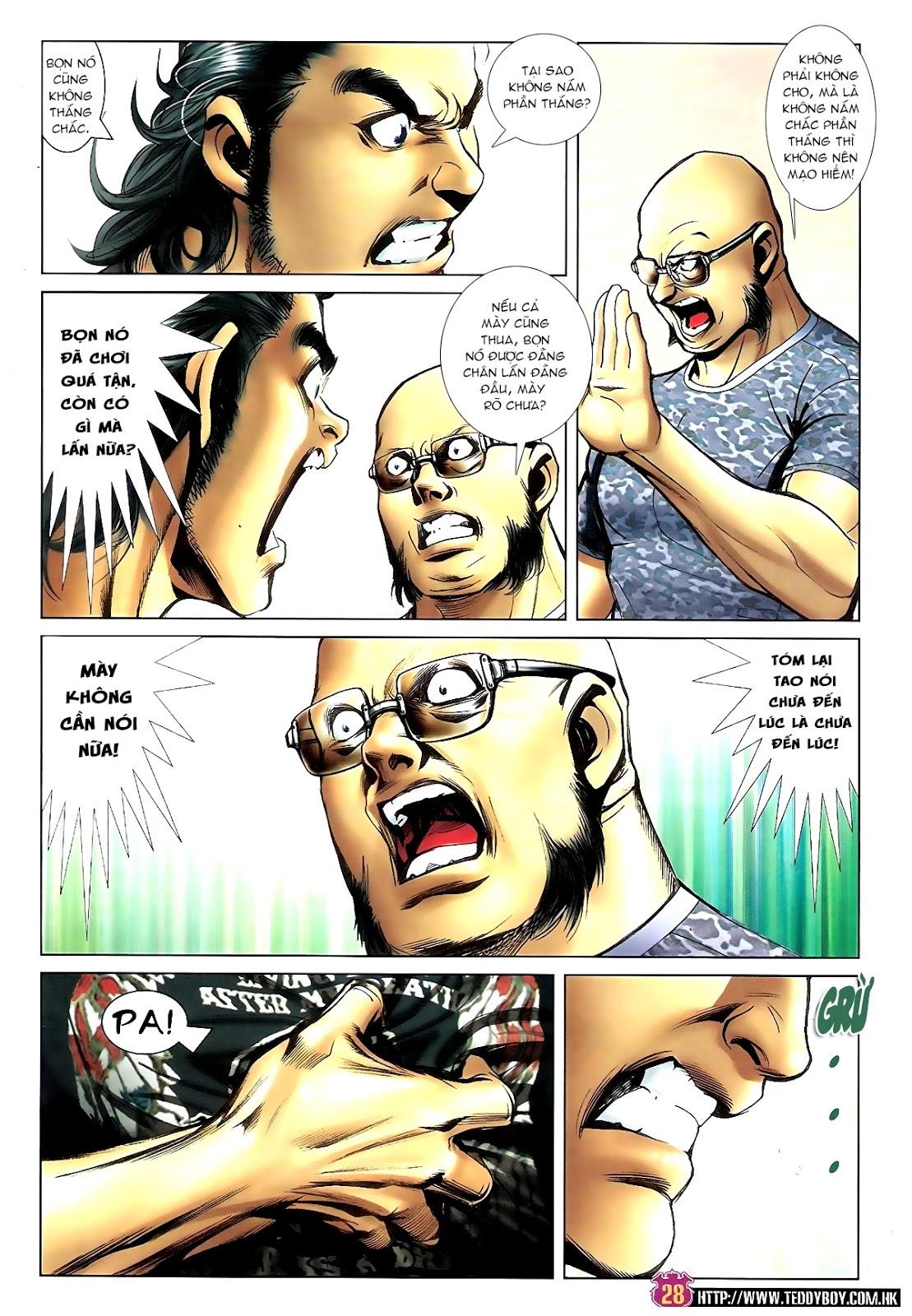 Người Trong Giang Hồ - Chapter 1392: Hắc Thế Lực Lào - Pic 25
