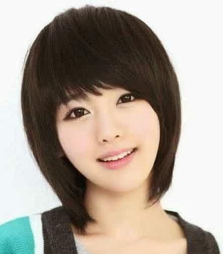 Model rambut pendek sebahu bisa menjadi pilhan anda untuk membuat gaya