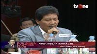 #ILCOTTRomy, Pengakuan Pedih Profesor Batal Dilantik Rektor