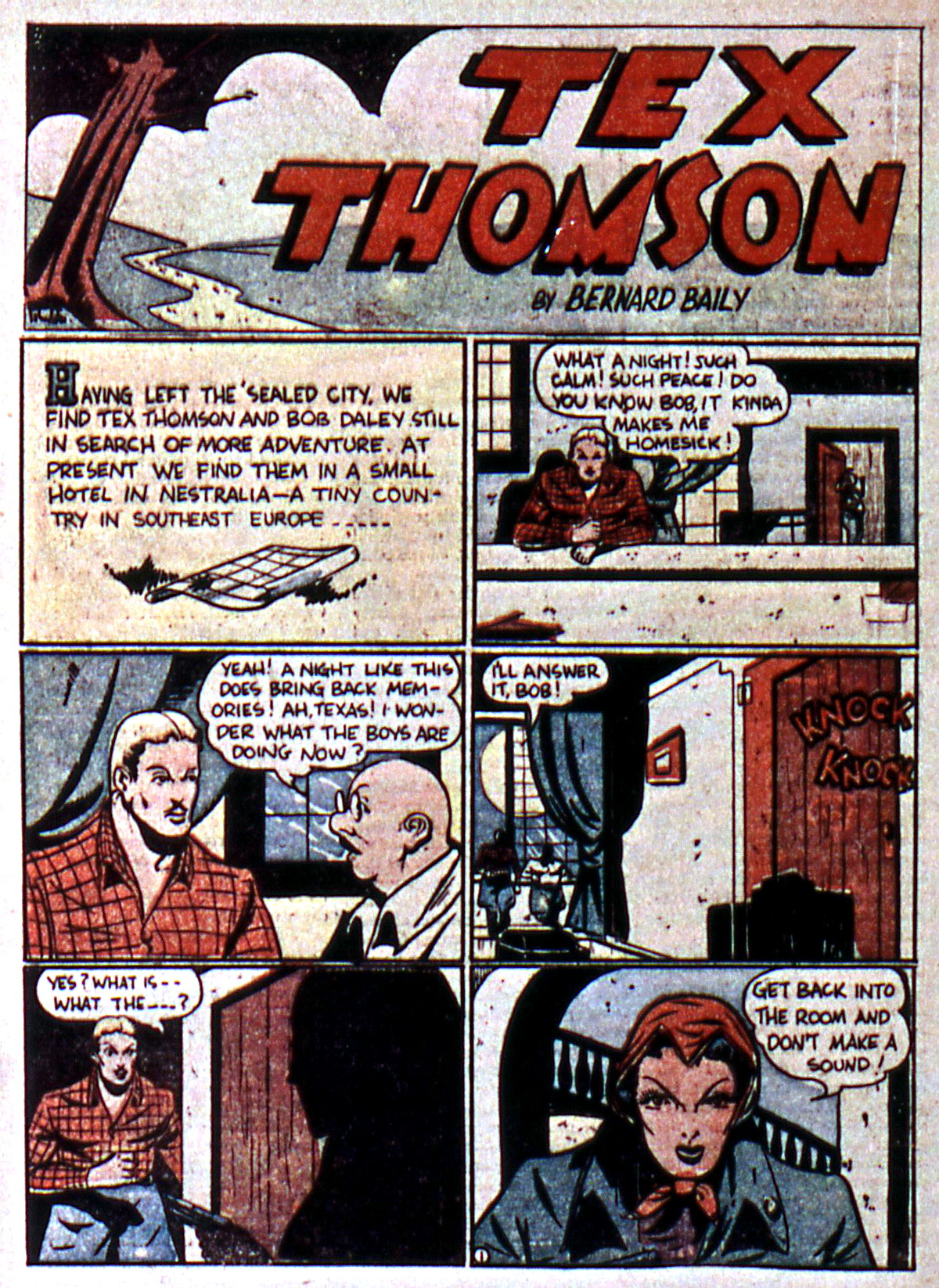 Read online Action Comics (1938) comic -  Issue #5 - 36