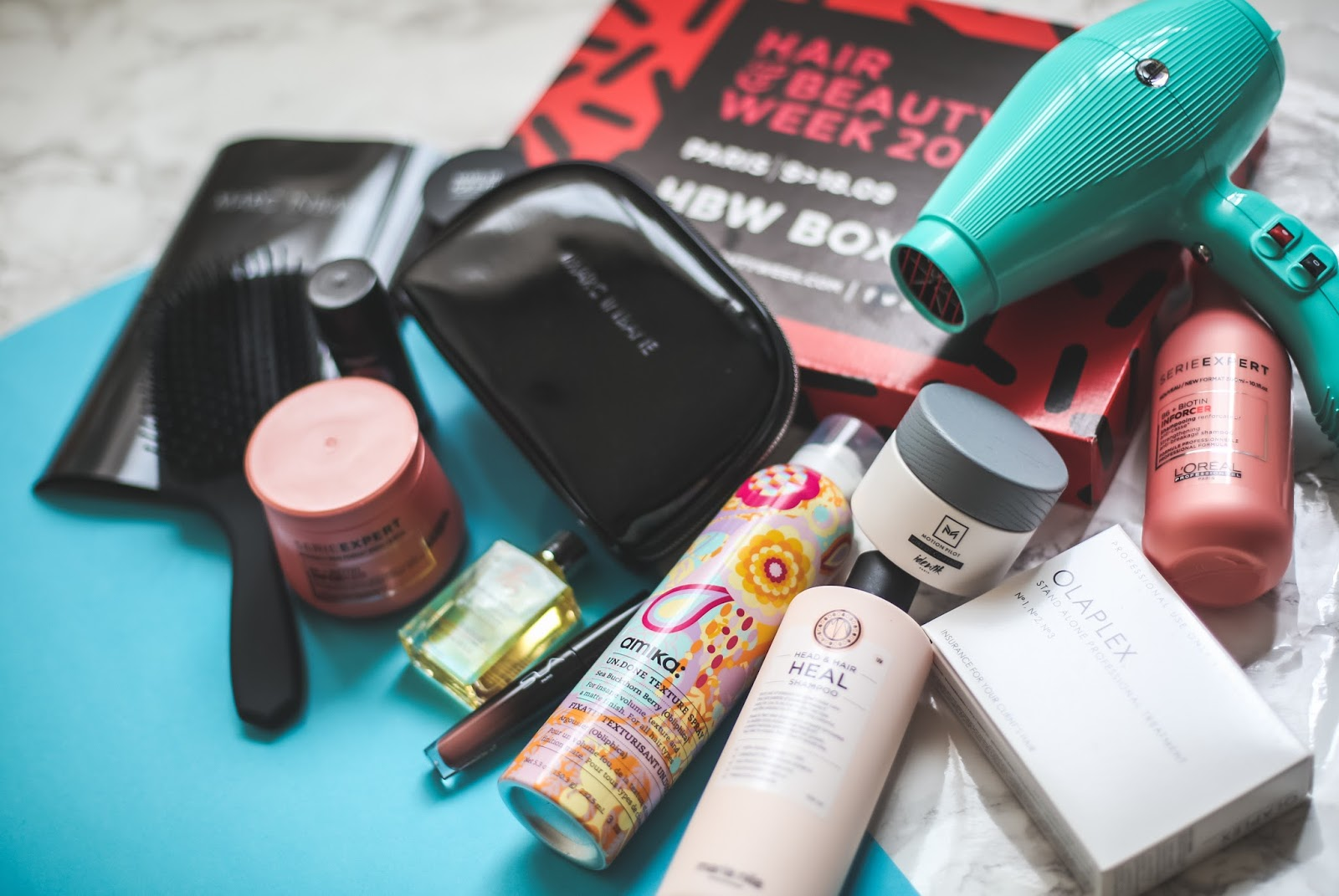 concours hair & beauty box