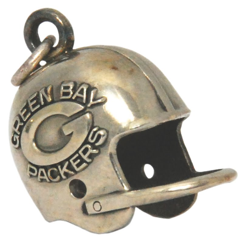 With An Inscription Circling Dad Braisher S G Logo On Either Side The Helmet Right Reads Green Bay Packers