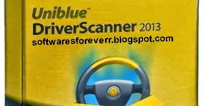 Uniblue driverscanner 2013 keygen download.