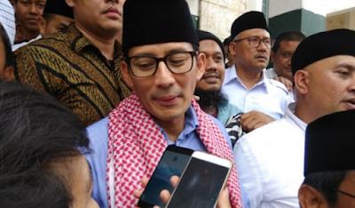 BERITA TERBARU !! Keturunan Nabi Muhammad SAW, Berikut Silsilah Sandiaga Uno
