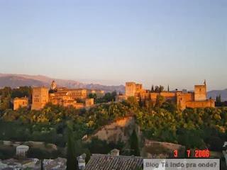 vista da Alhambra