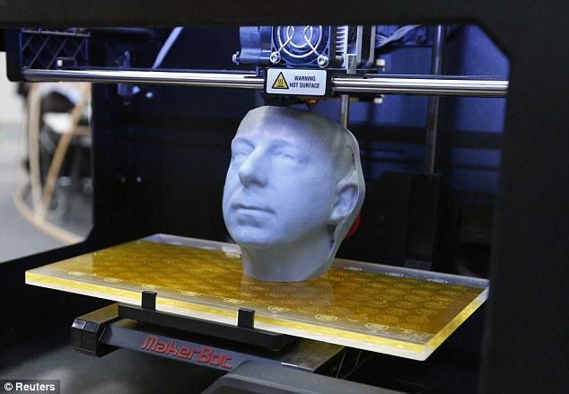 Cara Menggunakan Printer 3 Dimensi